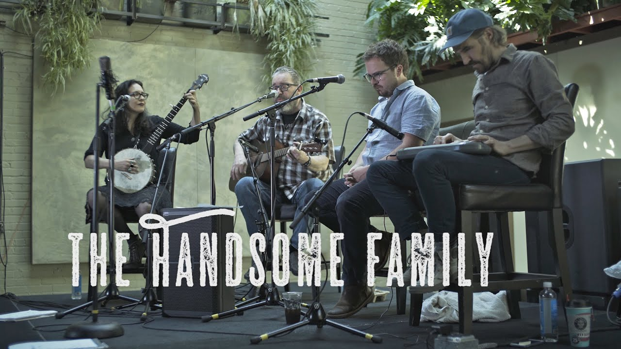 Public Domain: The Handsome Family perform