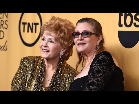Memorial held for Carrie Fisher and Debbie Reynolds