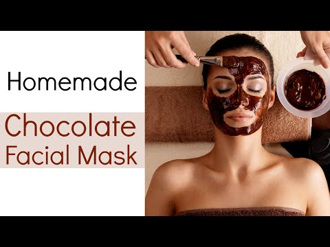 Chocolate Facial Mask | Anti Ageing Skin Care | Glowing and Rejuvenated Skin
