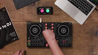 Stream, Create, Experience: DDJ-200 Performance Video