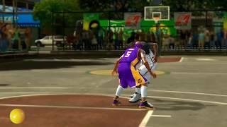 TUPAC VS. NOTORIOUS B.I.G. - BASKETBALL GAME NBA 2K14 STREETBALL