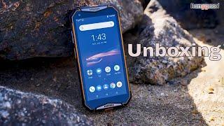 Ulefone Armor 3w 5 7 Inch Nfc Ip68 Ip69k Waterproof 6gb 64gb Helio P70 Octa Core 4g Smartphone Youtube