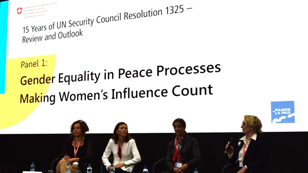 15 Years Of Un Security Council Resolution Review And Outlook