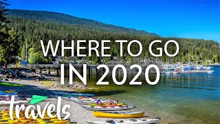 Where to Travel in 2020 | MojoTravels