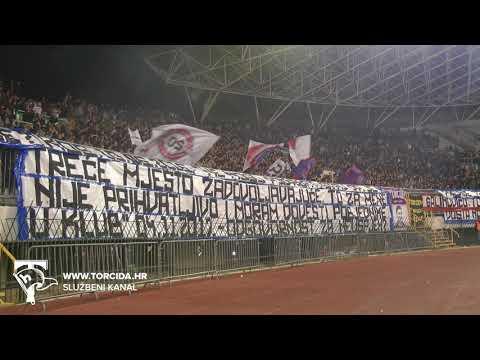 Torcida Split / HNK Hajduk Split - NK Rudeš Zagreb 2:3 (15. kolo HT Prva Liga)