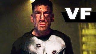 THE PUNISHER (Série Marvel Netflix) - Bande Annonce VF