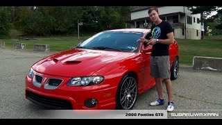 Review: Modified 2006 Pontiac GTO