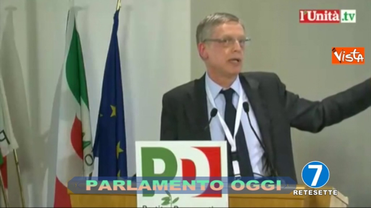 Rete 7 parlamento oggi 21 02 17 youtube for Oggi in parlamento