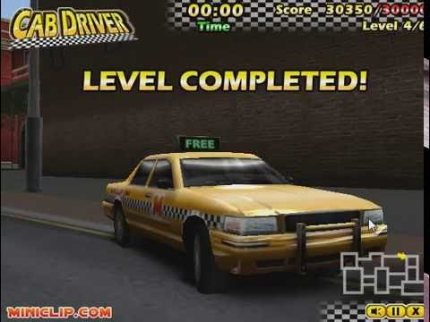Cab Driver Gameplay - Parte 2
