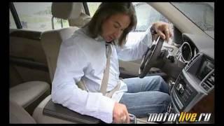 Тест Mercedes-Benz ML III 2011