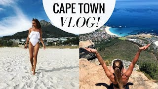 A WEEK IN CAPE TOWN, SOUTH AFRICA! | VLOG #8 | Annie Jaffrey