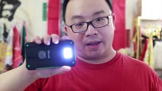 Tollcuudda Dual USB Solar Charger Solar Power Bank 10000mAh Review!