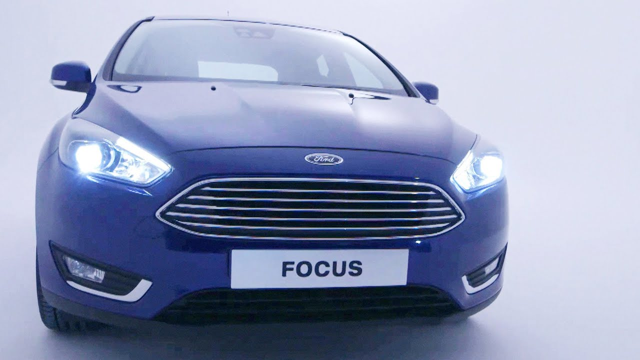 ford focus (2015) interior & exterior design - youtube
