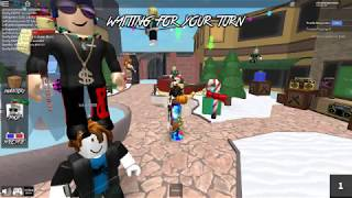 Murder Mystery 2 i love it in roblox
