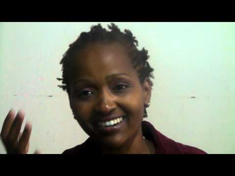 Sisterlocks in Kenya by  Master Stylist Kirigo  at Studio 28 call 0708253853