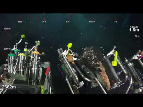 ROV SuBastian Dive 097- Mata Fitu vent site - Underwater Fire