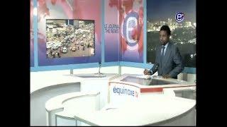 6 PM NEWS - ÉQUINOXE TV  November 2nd 2017