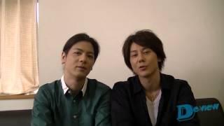 俳優としても活躍する中村誠治郎さんと根本正勝さんによるボーカルデュ...