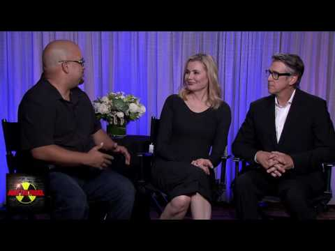 Interview With Geena Davis & Alan Ruck About THE EXORCIST