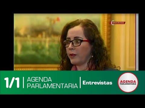 Entrevista: Presidenta de la Comisión Lava Jato, Rosa Bartra (31/07/17)