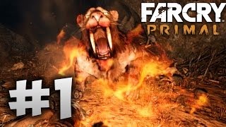 Прохождение Far Cry Primal - Часть 1: 10000 лет до н.э.