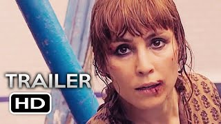 CLOSE Official Trailer (2019) Noomi Rapace Netflix Thriller Movie HD
