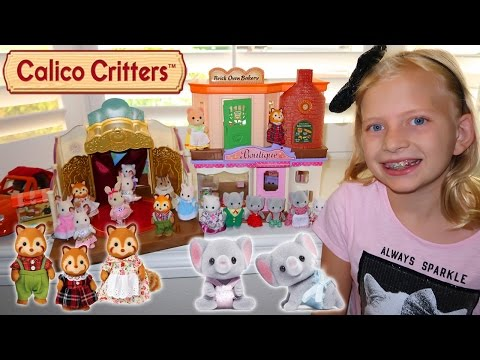 Calico Critters Playtime Fun: Trouble with the Twins