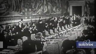 Tarihi görüntülerle Avrupa Birliği: 1957 – 2017