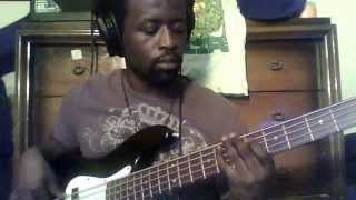 B^2 - Bass Cover - Mary Mary - Wade in the water