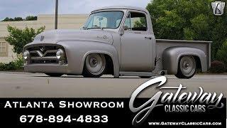 1954 Ford F-100 - Gateway Classic Cars of Atlanta #1239
