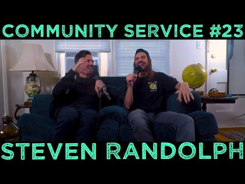 Community Service #23 - Steven Randolph