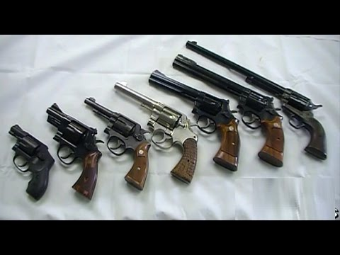 How To Buy A Revolver - A Look At Different Pistol Revolvers & Things To Consider
