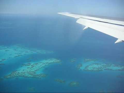 Perfect landing in Bermuda with Zoom Airways UKZ105