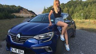 Renault Megane GT-Line ile İstanbul'da Bir Gün