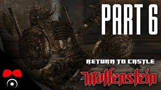 LETECKÁ ZÁKLADNA! | Return to Castle Wolfenstein #6