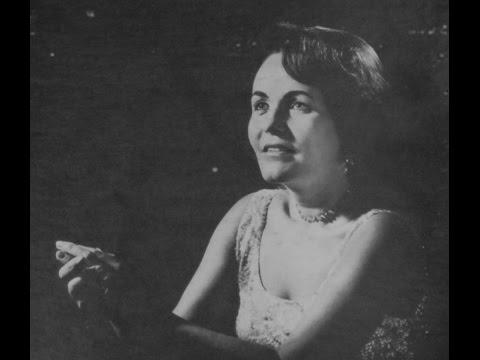 Florence Mesler sings Sibelius Songs (7)