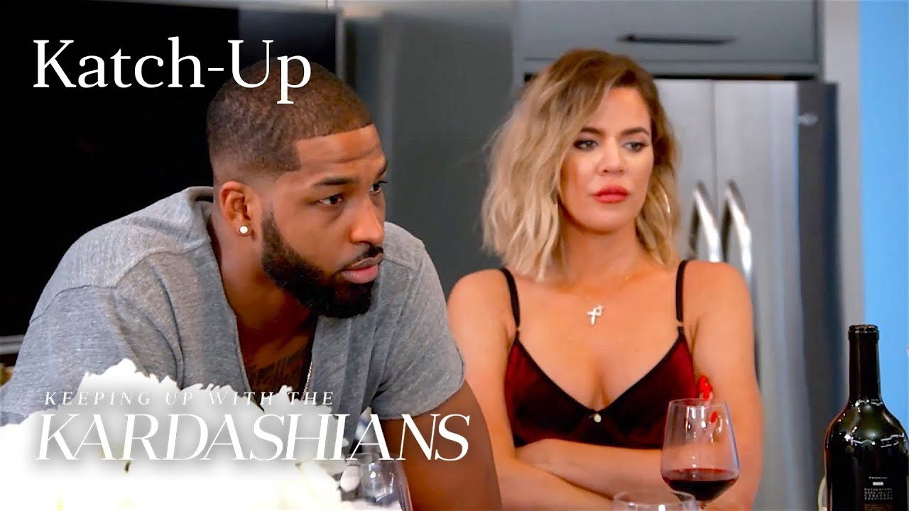 Keeping Up With The Kardashians Katch S14 Ep 6 E