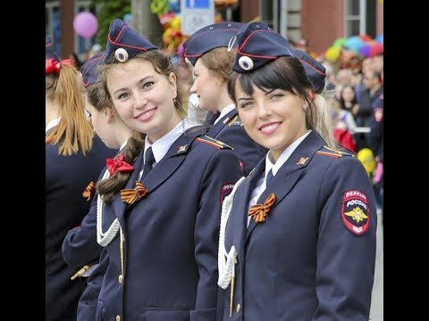 Top 21 Most Beautiful Countries Women In Police Uniform || Around The World  2018