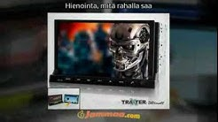 Traxter Ultimate AutoDVD-soitin + Android-pad