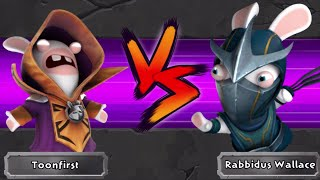 Gambar cover Rabbids Heroes - Wizard Rabbids vs Ninja