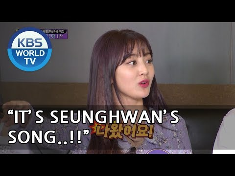 Jung Seunghwan Sets A New Record Of Six Minutes! [Happy Together/2018.05.10]