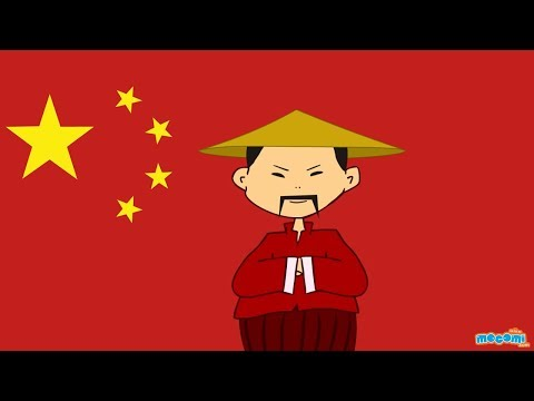 China Fun Facts  Mocomi Kids