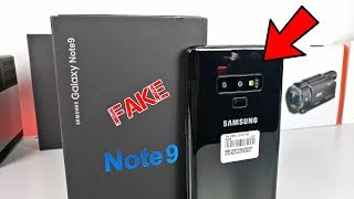 Goophone Note 9 - The first Galaxy Note 9 Early (Clone)