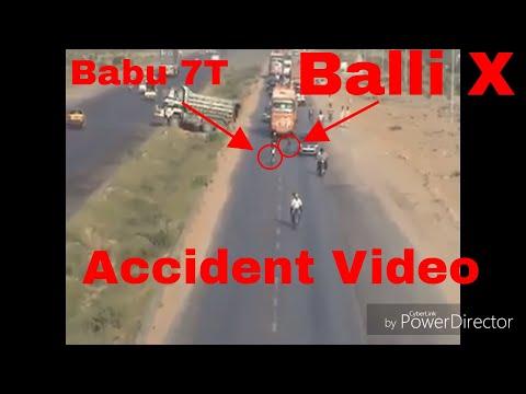 Babu 70 accident balli X full video