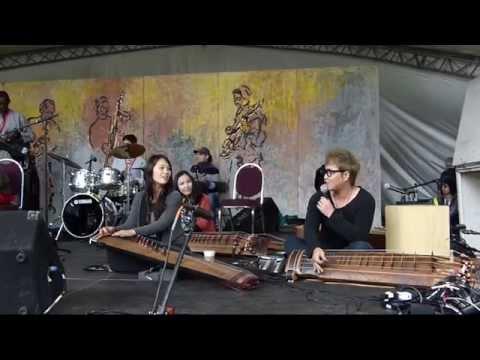 Winnipeg Folk Festival -  2014 - Global  A Go Go