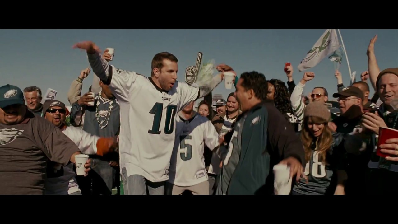779652a9505 Silver Linings Playbook - Fly Eagles Fly - YouTube
