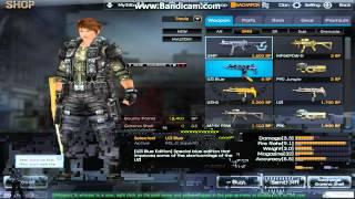 Repeat youtube video Blackshot Gold Weapons Hack