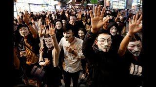 """VOA连线(江静玲):英国会成立""""跨党派香港小组"""""""