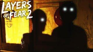 ПРИЗРАК ВАРЕНИКА  Layers of Fear 2 #2