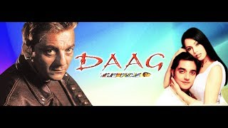 Daag The Fire (1999) Full Movie - Sunjay Dutt, Mahima Chaudhry, Chandrachur Singh - Bollywood Movies